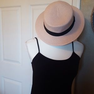 OXFORD BOATER HAT